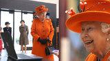Alžběta II. zveřejnila první příspěvek na instagramu, Britové šílí!