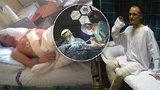 Umíral, doktoři z něj udělali alkoholika a feťáka: Štěpán (34) prodělal transplantaci jater i encefalitidu
