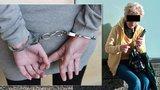 """Strážníci dopadli hledanou zlodějku: """"Ukrývala se"""" 10 metrů od služebny"""