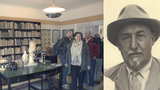 Tragický osud Jiřího Mahena připomíná nově rekonstruovaný památník: Zabil se kvůli okupaci