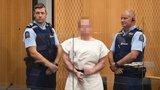 Terorista z mešit se na útok připravoval přes rok. Zbraně kupoval na internetu