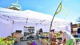 Od dubna startují jarmarky ve Zbraslavi: Lákají na čerstvé potraviny a sousedskou atmosféru