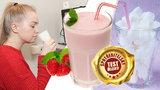 Test jogurtových nápojů ukázal: Pijeme cukr! Podívejte se, kolik kostek obsahuje váš oblíbený výrobek!