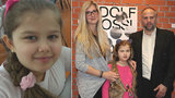 Neslyšící Ellenka (8) z Brna překonala ochrnutí: Na operaci nejsou peníze