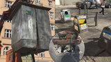 Obří kontejnery pod povrchem Prahy: Jak popeláři vyváží odpad z podzemních nádob?