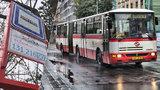 Autobusové zastávky na znamení letos nebudou: Autobusy mají málo tlačítek, Praha opatření odložila