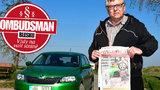 Příběh pneumatik, které se loupají jako perníček: Ombudsman Blesku zkrátil reklamaci na 5 dní