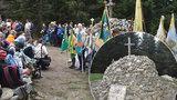 Pod Lysou horou bylo narváno: Tisíce skautů uctily památku zavražděných kolegů