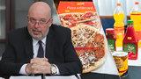 """Za """"potravinové hnusy"""" pokuty až 50 milionů. Kvůli dvojí kvalitě chce Toman přitvrdit"""