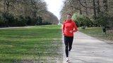 Běh pro paměť: V Oboře Hvězda se pro dobrou věc zapotí stovky běžců