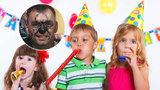 Miloš dal za oslavu dcery dvacet tisíc. Jen dort a Šmoulové už nestačí