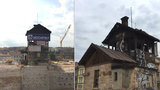 Domek na Negrelliho viaduktu se opraví. Zajistí ho proti bezdomovcům, zůstane dál prázdný