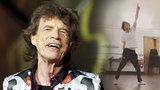 Je to ďábel! Mick Jagger (75) měsíc po operaci srdce ukázal neskutečný tanec