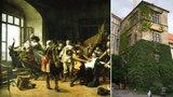 Nafingovaná návštěva na Pražském hradě: Místodržící při defenestraci před 401 lety vzali a vyhodili z okna