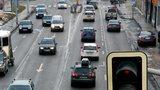 Blik, blik, blik, blik a zelená se změní na oranžovou: Břeclav vyzkouší přepínací semafor