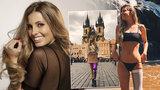 """Brazilská modelka Paola (25) přišla o nohu: """"Miluju svoje tělo,"""" říká hvězda sociálních sítí, kterou ocenili v Praze"""