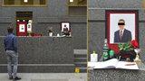 Sebevražda studenta na právech: Zkoušející má pověst přísného profesora. Kamarádi kondolují