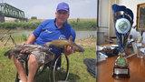 Sumci mu přinesli titul mistra světa v rybolovu: Radima Kozlovského handicap nezlomil