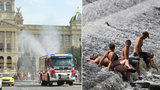 """Po víkendovém ochlazení přijde do Česka """"peklo"""". Teploty budou atakovat 40 °C"""