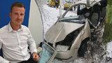 Anděl strážný jménem Tomáš: Všude byla krev a sliny! Neváhal a řidiče na pokraji smrti zachránil