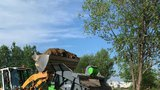 Půda ze stavby skončila v lesoparku: V Řepích přibudou stromy a keře