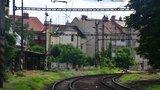 Krádež kabelů omezila provoz vlaků v Praze! Řada spojů mezi hlavním nádražím a Smíchovem nejela