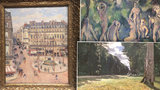 Výstava, která zanechá dojem: Do Prahy zavítaly vrcholné malby světoznámých impresionistů