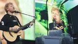 Kolaps dopravy po koncertu Eda Sheerana: Ucpané metro i autobusy, zoufalí řidiči se vymotávali hodinu z Letňan