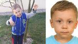 Táta odvedl Davídka (5) z domu: Našli ho pod koly vlaku! Chlapce teď hledá celá země