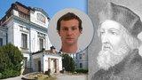 Zmatený zloděj si myslí, že je Jan Hus. Policie pátrá po jeho pravé totožnosti