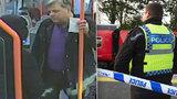 Kamery ve vlaku zachytily vraždu: Maniak na drogách ubodal pasažéra (†58)!