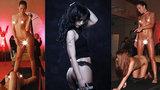 """Při erotických show přivádí muže k orgasmu: """"Ráda si hraju, ale muži ze mě mají strach,"""" říká Terra (30)"""
