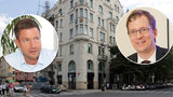 Podivný pronájem bytu v Pařížské? Problém není, tvrdí starosta Prahy 1 Čižinský