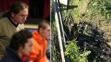 Cyklistu Pavla srazila dodávka v protisměru: Po tatínkovi zbyly tři děti