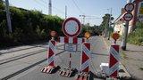 Dopravní komplikace v Praze: Zahradní město je učiněná past! Začínají i dvě výluky tramvají