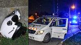 Sundal helmu a na přejezdu, kde se zabila Bartošová, počkal na vlak: Motorkář spáchal sebevraždu
