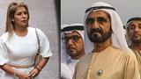 """Princezna Hajá se přestala skrývat. """"Rozvod století"""" s dubajským vládcem začal"""