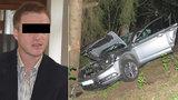 Opilý a zdrogovaný řidič zabil kamaráda, ale staral se jen o svého psa: Na kokain měl slevu