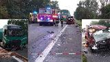 Rodiče a dva synové zemřeli při návratu z Chorvatska: Viníka nehody u Hodonína odhalila policie