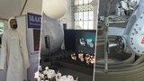 Robot betonář nebo evakuační župan: Na Výstavišti jsou nejlepší vynálezci a jejich výtvory z celého světa