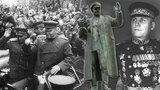 Historik o Koněvovi: Likvidoval rolníky a prolil krev tisíců Maďarů. Sochu do muzea