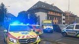 Auto na Žižkově srazilo chlapce (6): Skončil v nemocnici