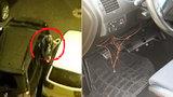 VIDEO: Takhle snadno ukradl zloděj auto na sídlišti. Hledá ho policie