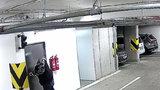 Otylý lupič obral lidi o víc než milion! Vykrádal sklepy v Praze, protřelého kriminálníka odhalily kamery
