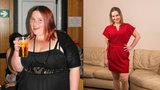 'Přestala pít colu a zhubla o 70 kilogramů! Šokující proměna dvojnásobné matky'