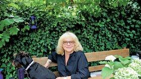 Nejúspěšnější role Ivy Hüttnerové: Zahradnice se zelenýma rukama