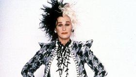 Mrcha Cruella ze 101 dalmatinů slaví 70! Glenn Close je potvora, kterou milujete