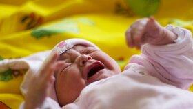 Jak zjistit, proč miminko pláče? Víme, co s tím!