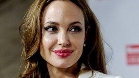 Angelina Jolie: Já a režie 50 odstínů šedi? To vážně ne!