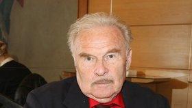 Luděk Munzar slaví 85: Přiznal, kdy brečel hanbou a lítostí